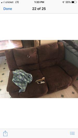 Strange New And Used Reclining Loveseat For Sale In Erie Pa Offerup Inzonedesignstudio Interior Chair Design Inzonedesignstudiocom