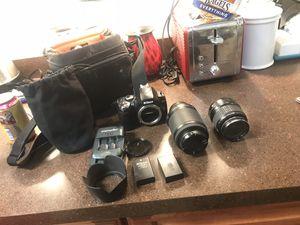 Nikon camera for Sale in Elizabeth, CO