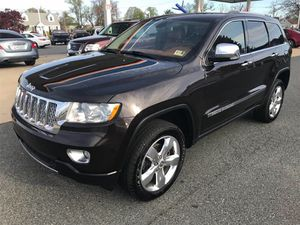 2011 Jeep Cherokee OVERLAND for Sale in Washington, DC