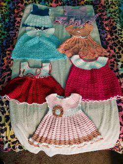 Crochet dress Thumbnail