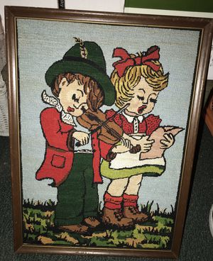 Woven Picture for Sale in Linthicum Heights, MD