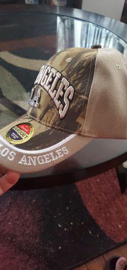 Los Angeles Baseball Cap Thumbnail