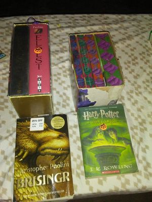 2 sets of series books for Sale in Lynchburg, VA