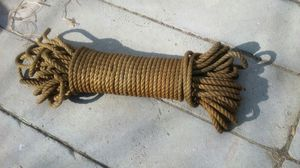 100 feet 1/2 rope for Sale in Denver, CO