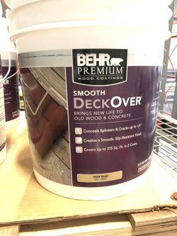 Behr Premium wood coating paint Thumbnail