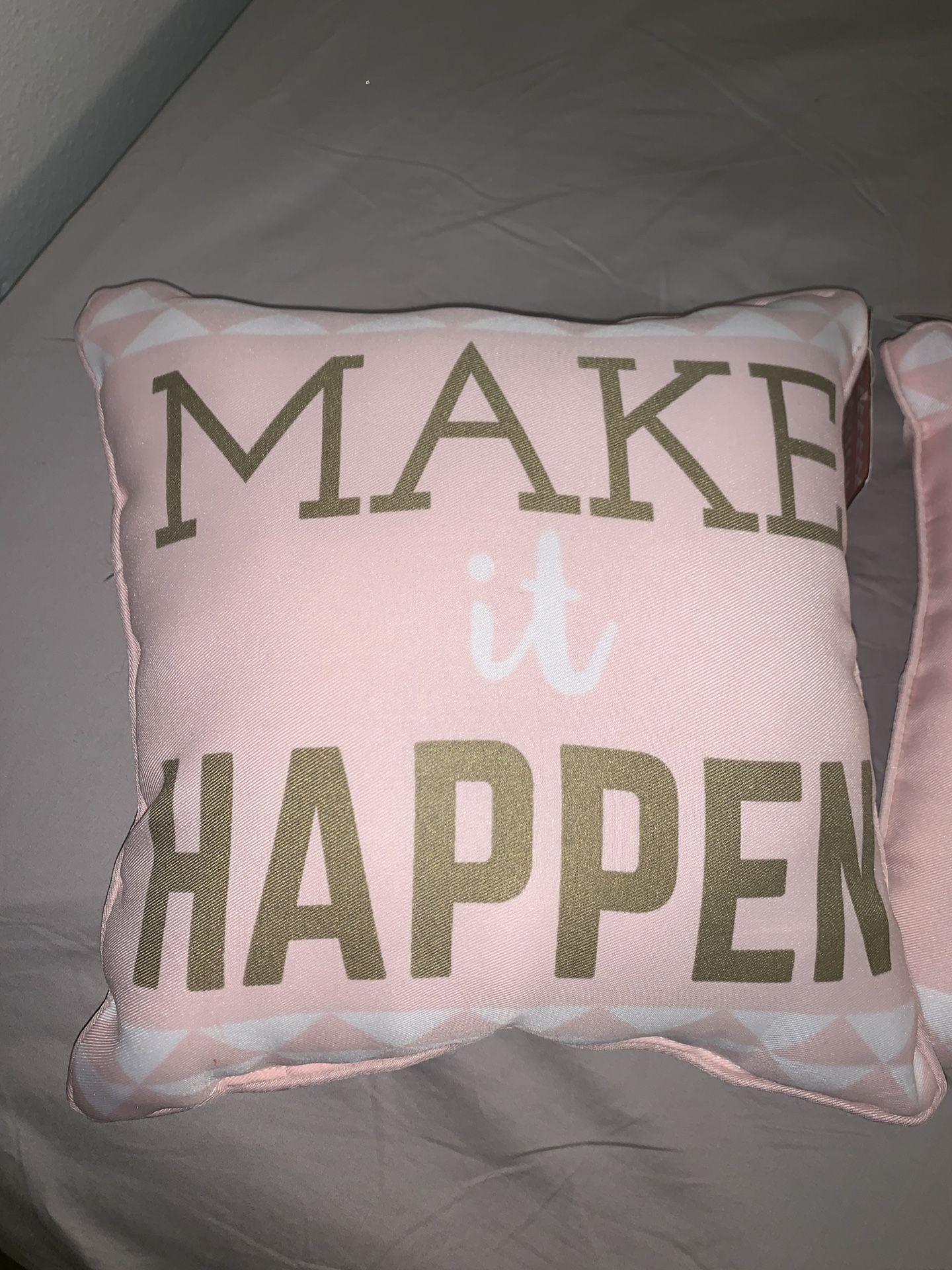 Fashion Pillows