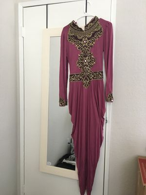Like new kaftan dress Persian for Sale in Los Angeles, CA