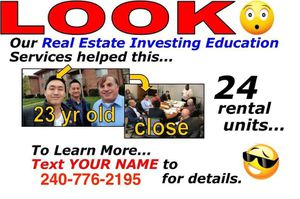 Free classes to build your clientele for Sale in Annandale, VA