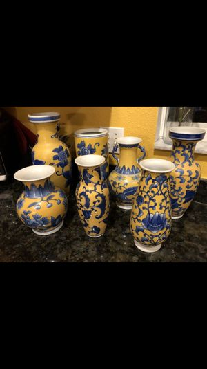 New And Used Tall Vases For Sale In Tampa Fl Offerup