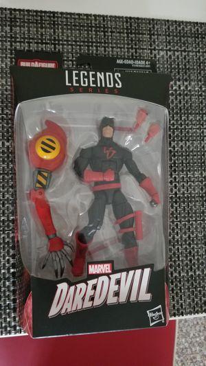 Marvel Legends Daredevil Spiderman Hasbro action figure 2018 for Sale in Saint Cloud, FL