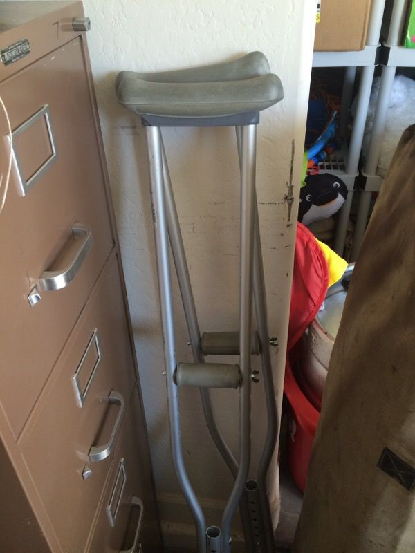 Crutches
