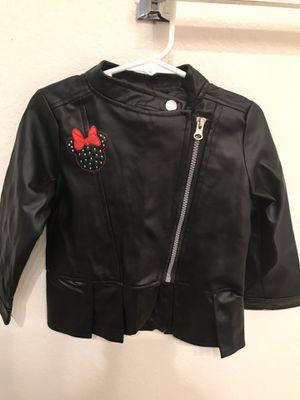 Girls Size 4 Disney Jacket Size 4T for Sale in North Las Vegas, NV