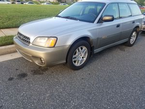 2003 Subaru Outback AWD for Sale in Bethesda, MD