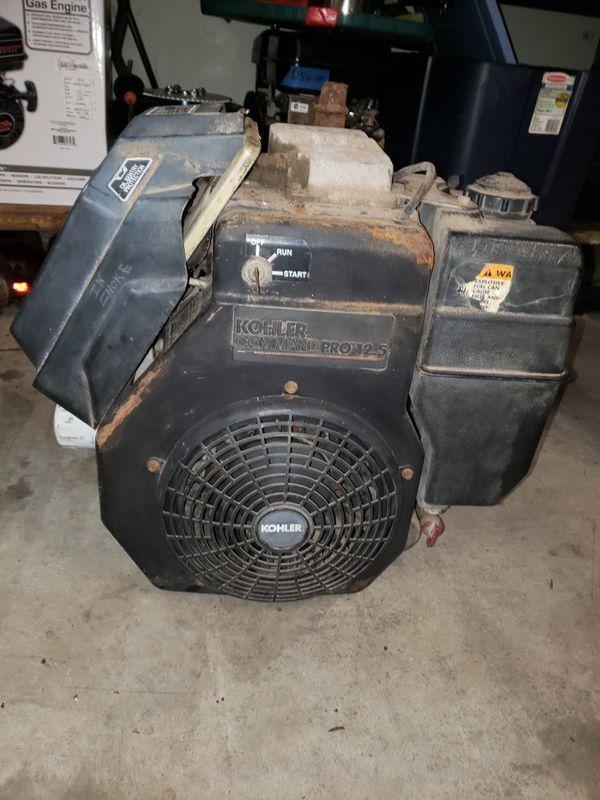 12 5 hp Kohler engine for Sale in Oakdale, CA - OfferUp