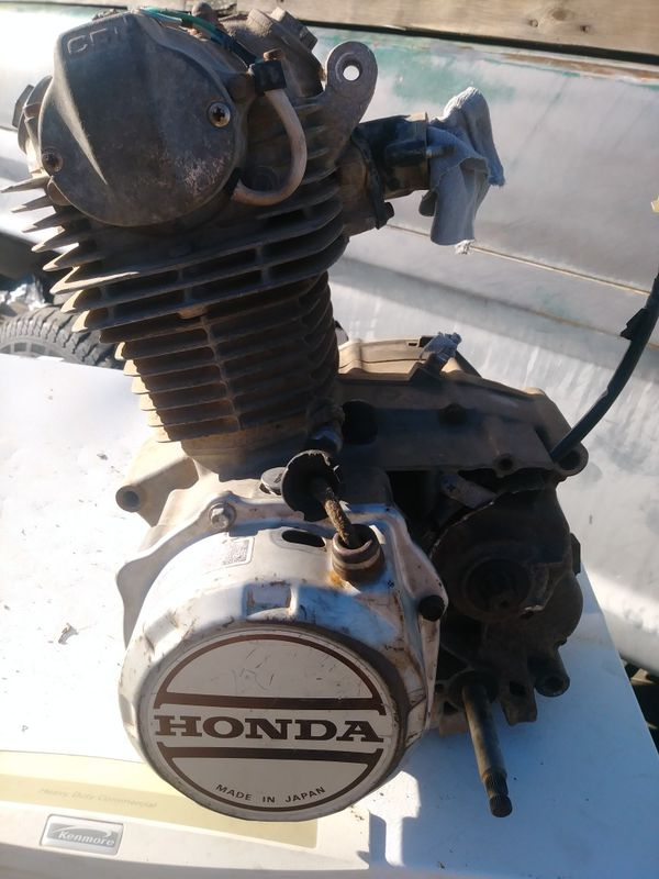 Honda 185s Engine For Sale In Aguanga CA OfferUp