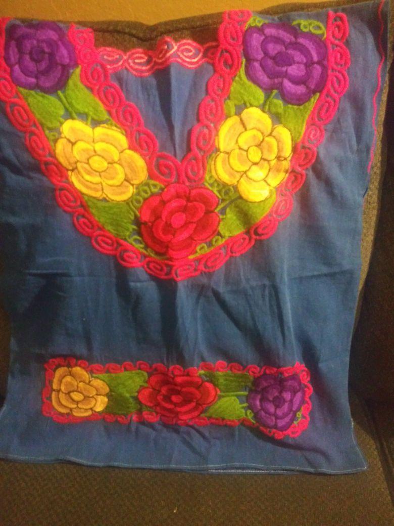 Blusas artesanales