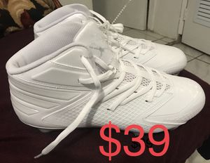 $39 football cleats brand new adidas for Sale in Miami, FL