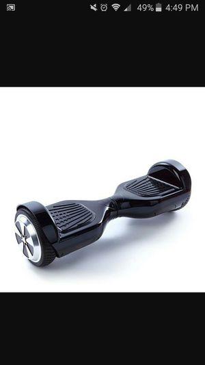 Black hoverboard for Sale in Gaithersburg, MD
