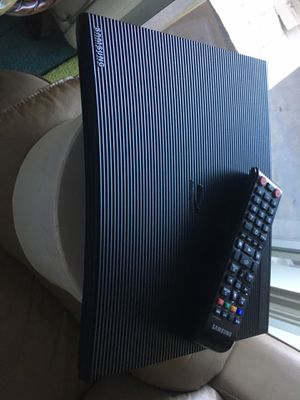 Samsung BD-JM57C Blu-ray DVD Player Built-in WiFi for Sale in Lincolnia, VA