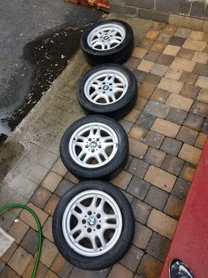 Bmw 16 in rims style 30 for Sale in Silver Spring, MD