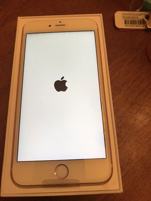 I have a brand new unlocked rose gold iphone 6plus for Sale in Oxon Hill, MD