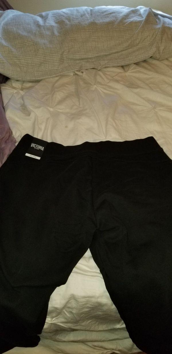 d621255b04da6 Black Victoria Secret Joggers for Sale in San Jose, CA - OfferUp