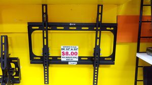 "UNIVERSAL TV WALL MOUNTS FIJO- FIXED FOR 32"" TO 55"" EBT -07 for Sale in Miami, FL"