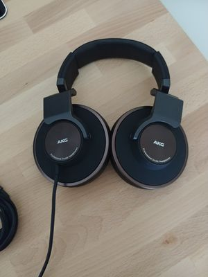 AKG K553 PRO Closed-Back Studio Headphones for Sale in Rockville, MD