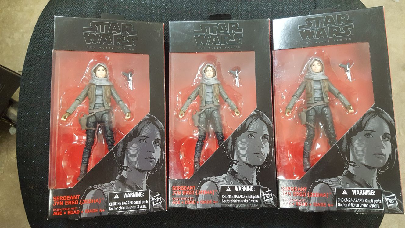 Star wars new unopened all for $10