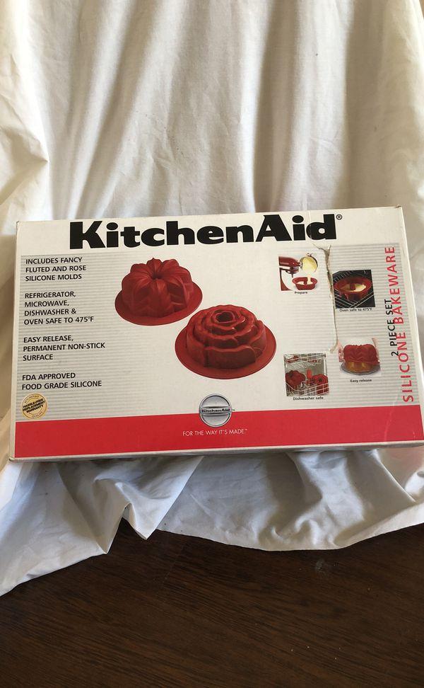 Kitchenaid Silicone Bakeware Kitchenaid Cake Pan Mini