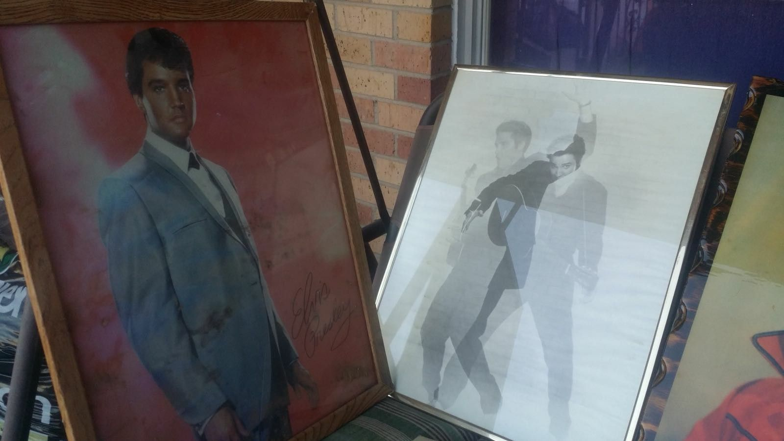 Elvis Presley collection