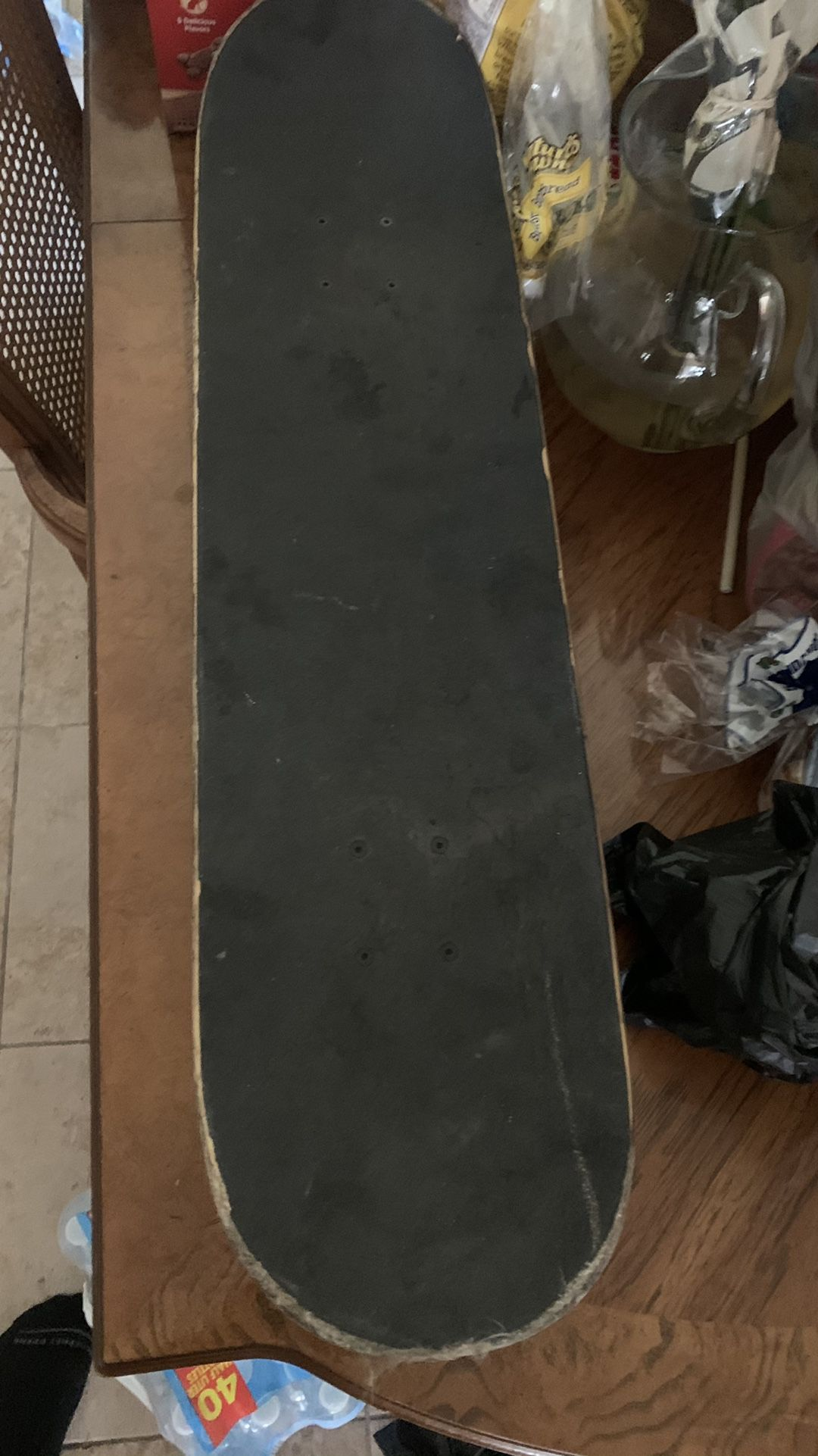 Chocolate Brand Skateboard