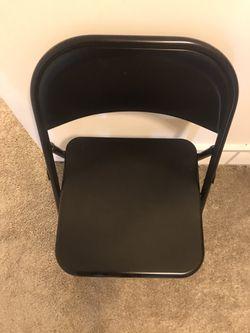Metal chair Thumbnail