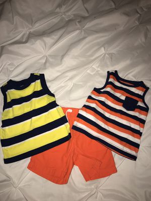 58f98a8f2d4e Toddler boy clothing 2t shirt 24 month shorts for Sale in Miami