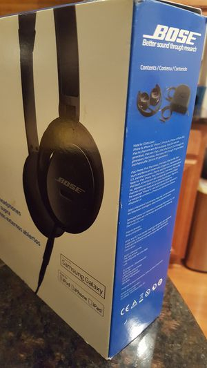 Bose on-ear headphones for Sale in Silver Spring, MD