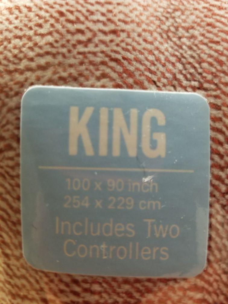 Biddeford King Electric Blanket