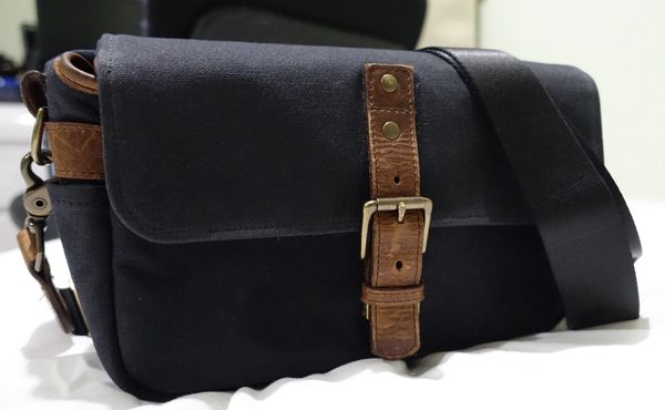 2cf05a545de ONA Bowery Camera Bag (Canvas, Black) for Sale in Bloomfield, NJ ...
