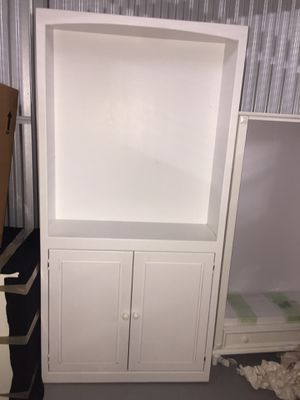 Bookshelf with cupboard for Sale in Bethesda, MD