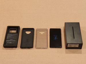 Unlocked Galaxy Note 9 for Sale in Seattle, WA