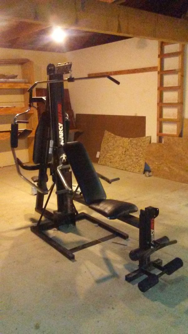 Marcy EM1 Pro home gym  for Sale in Fallbrook, CA - OfferUp
