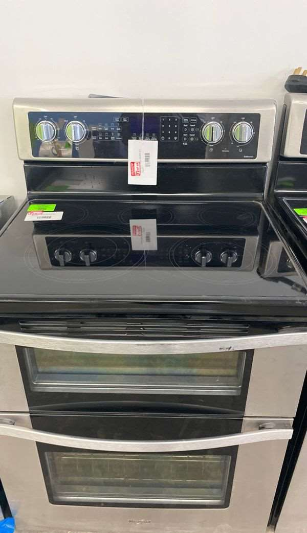 Whirlpool double oven ‼️‼️🔥🔥👍🏽🤯🤯 BJ XP