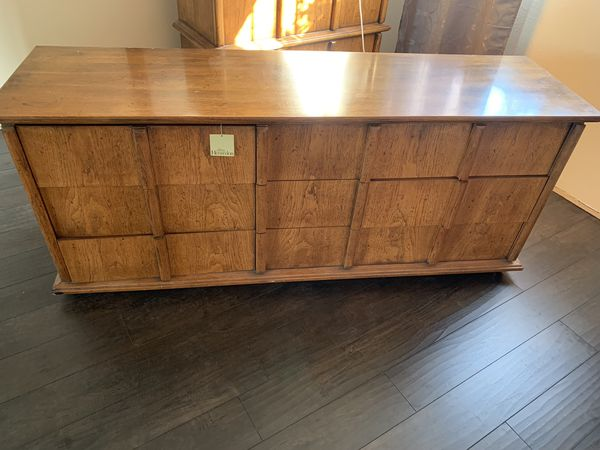 Henredon dresser and chest of drawers for Sale in San Diego ...