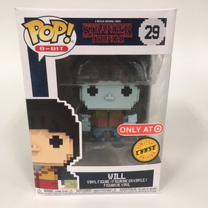 Funko Pop! Stranger Things 8-Bit Will Target Exclusive CHASE for Sale in Avondale, AZ