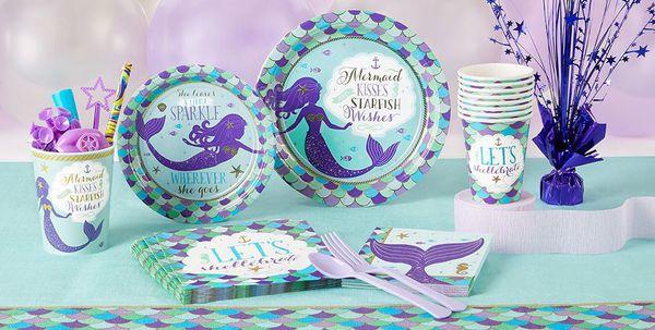 Mermaid Birthday Stuff For Sale In Romulus Mi Offerup