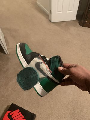 Jordan 1 pine green size 6.5 and 12 for Sale in Richmond, VA