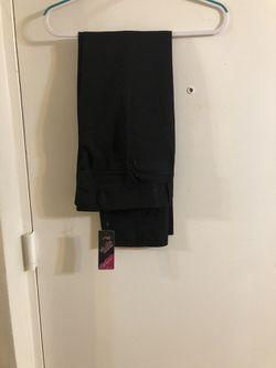 Beautiful black pant never used size 38 Thumbnail