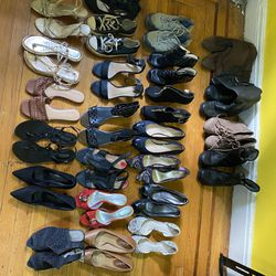 Lot Of Shoes 6 1/2 Make An Offer  Thumbnail