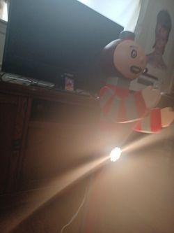 Brutus The Buckeye Lamp Homemade It's Bright  Thumbnail