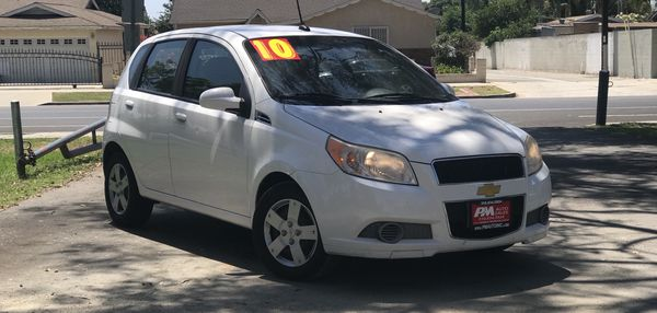 2010 Chevrolet Aveo Hatchback For Sale In West Covina Ca Offerup