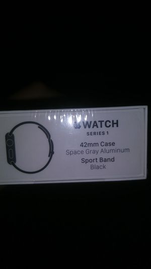 Unopened Apple watch series 1 for Sale in Bristow, VA